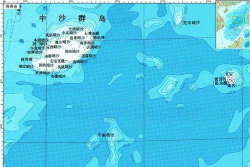 菲律宾将南沙岛礁划己有