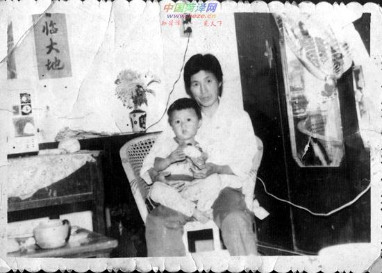 往事照片:我和我的外婆