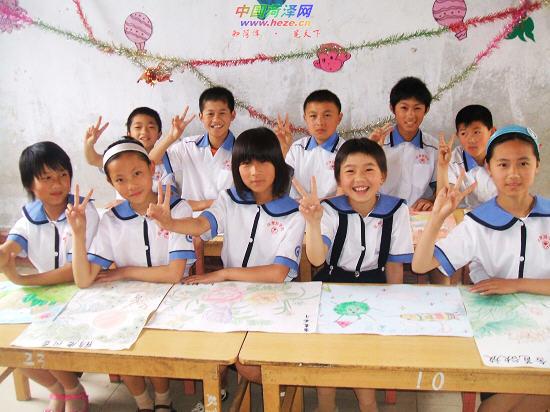 祝福祖国 彩绘中华