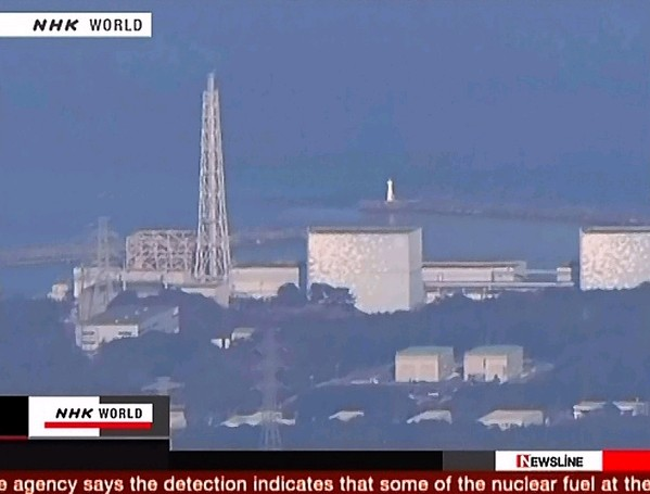 福岛核电站爆炸(组图)