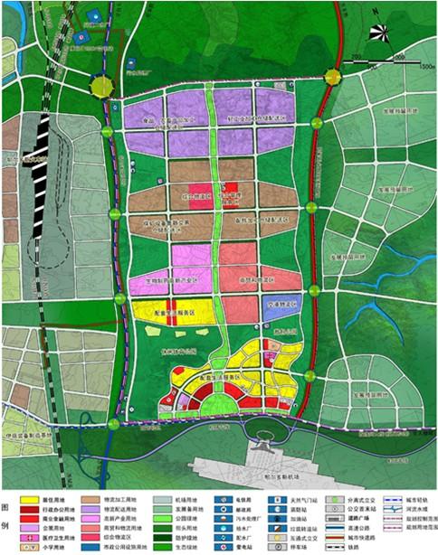 新兴产业物流园区规划设计渐领风潮