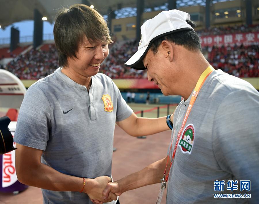中超:王宝山辞去河南建业一线队主教练职务