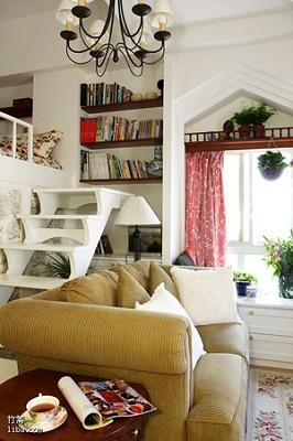 小房子大風情45平米復式豪宅