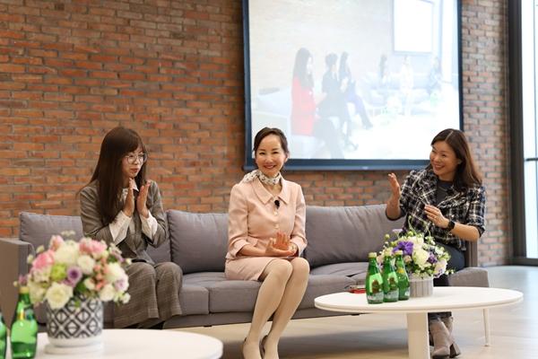 携程CEO孙洁:女性要勇于走出舒适区,接受更多挑战