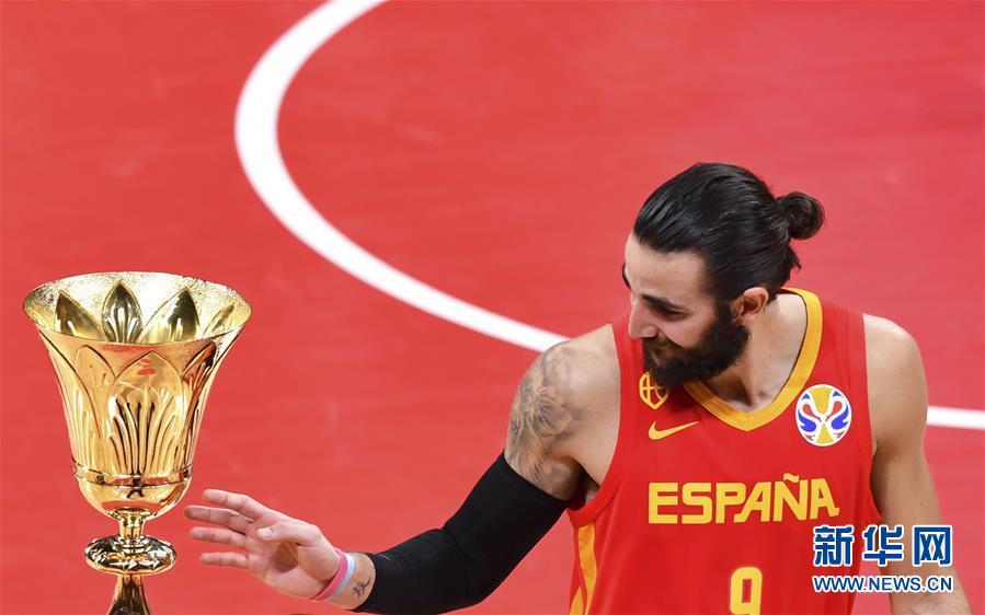 (篮球世界杯)(5)篮球――西班牙队夺冠